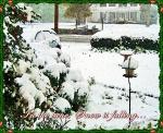 December 4 snow